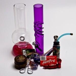 Marijuana paraphernalia