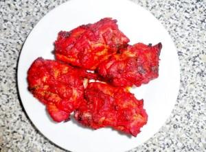Tandoori Chicken - ummah.co.ke